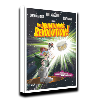 The Drumtuning Revolution [DVD / DEUTSCH]