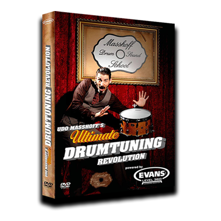 The Ultimate Drumtuning Revolution [DOWNLOAD / ENGLISH]