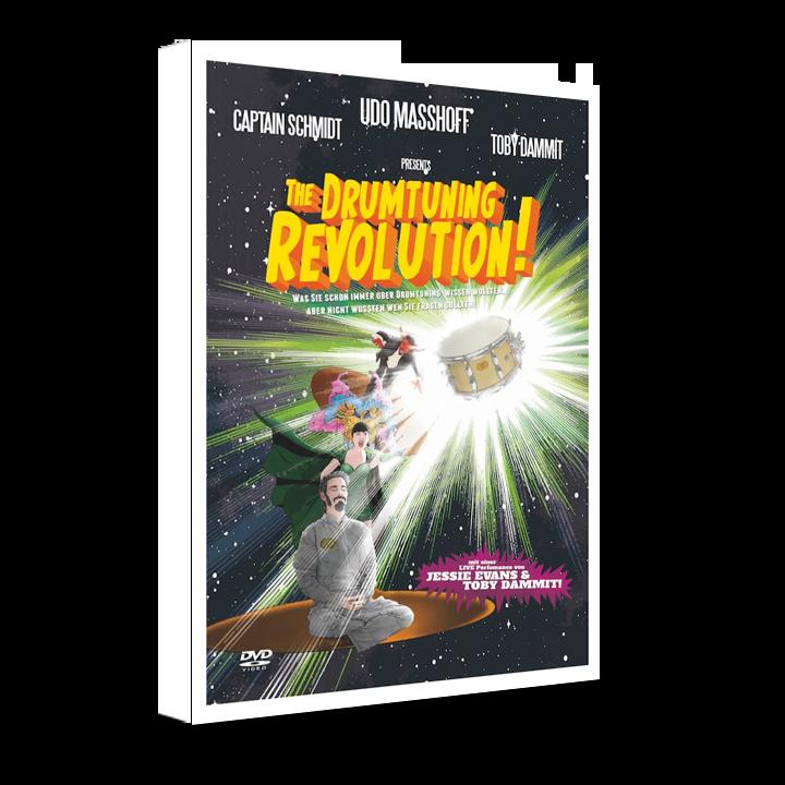 Masshoff Drum Tuning Bundle: 24er Snareteppich + Drumtuning DVD - NEUE WARE IST IN PRODUKTION - JETZT VORBESTELLEN!