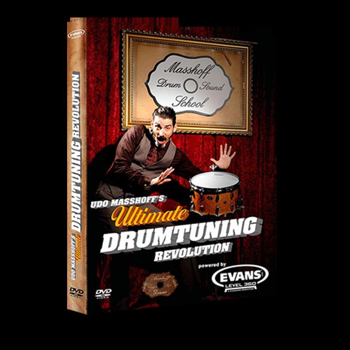 Masshoff Drum Tuning Bundle Deluxe: 42er Snareteppich + Drumtuning DVD + Download - NEUE WARE IST IN PRODUKTION - JETZT VORBESTELLEN!