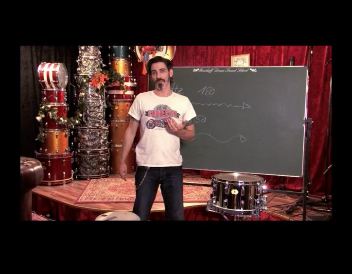 Single Video Lesson: Drumsound Theorie [DOWNLOAD / DEUTSCH] 00053