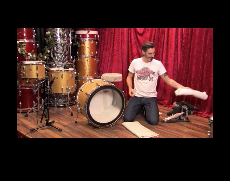 Single Video Lesson: Bassdrum Tuning [DOWNLOAD / DEUTSCH]