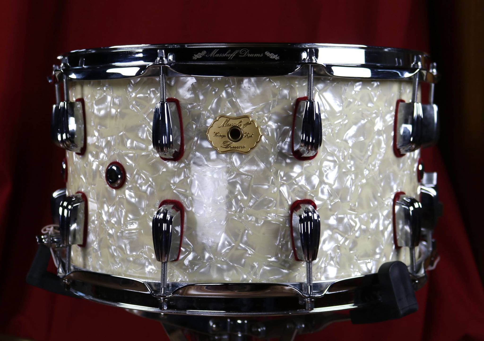 Masshoff Drums with Diamonds,Oysters & Pearls [configurator] 00020