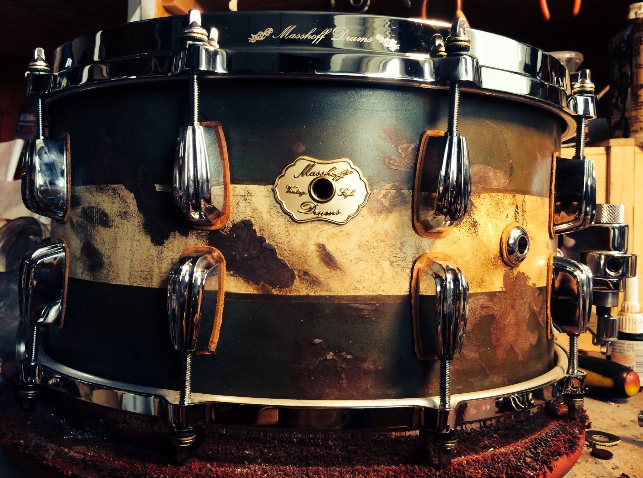 Masshof Drums Duco Snares [configurator]