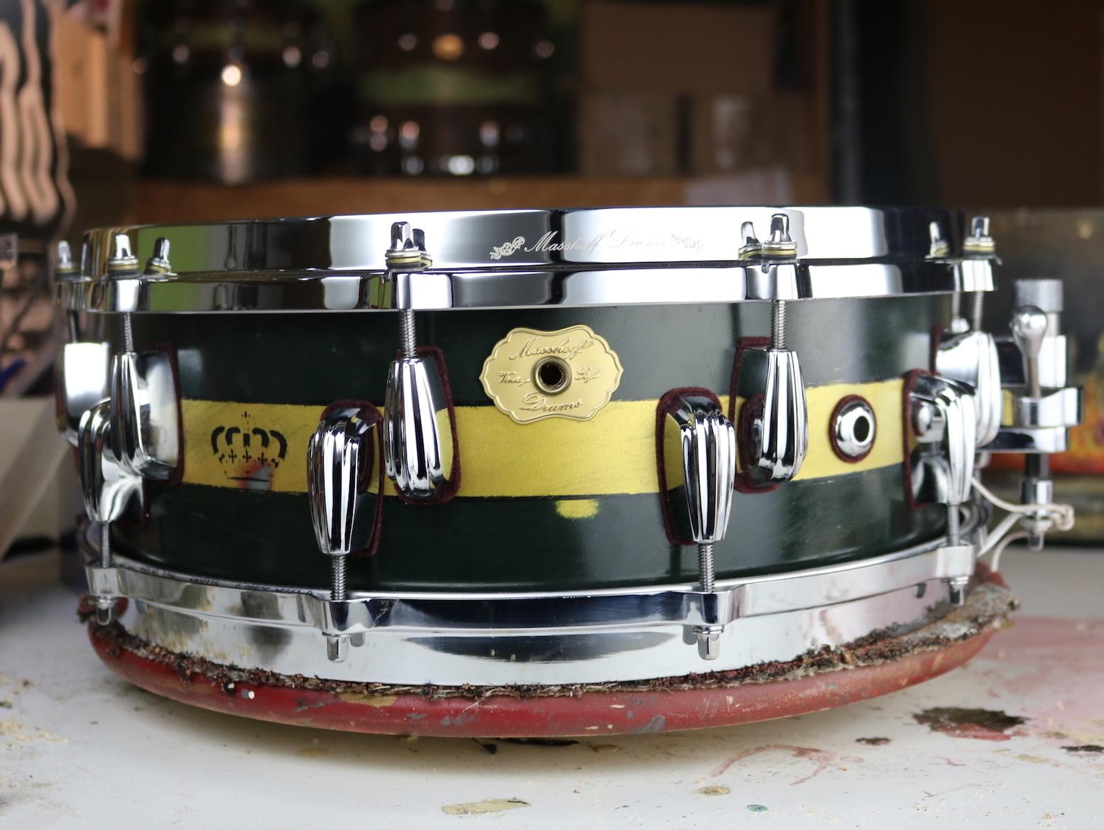 Masshof Drums Duco Snares [configurator] 00019