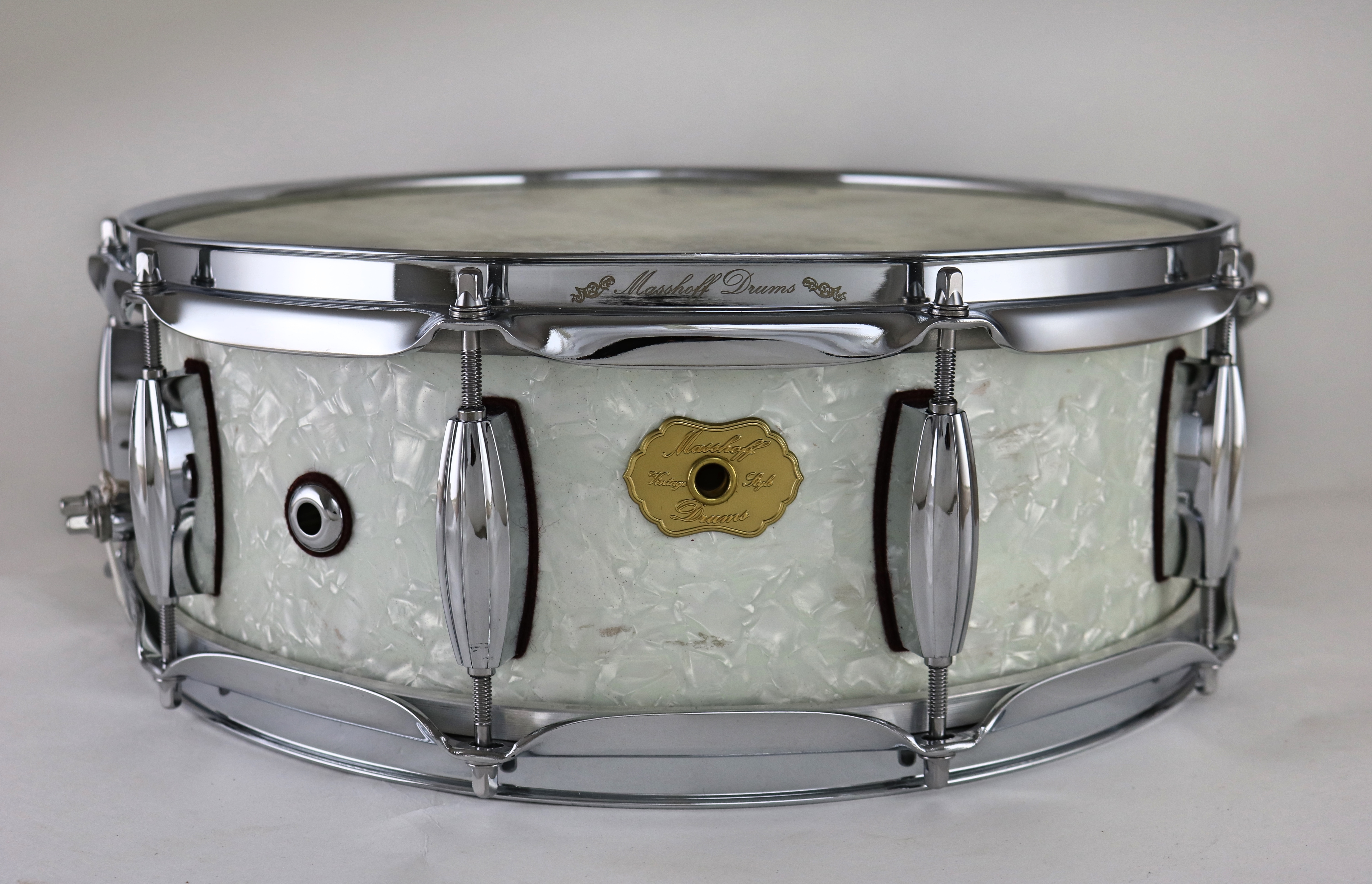 Masshoff Drums with Diamonds,Oysters & Pearls [configurator]