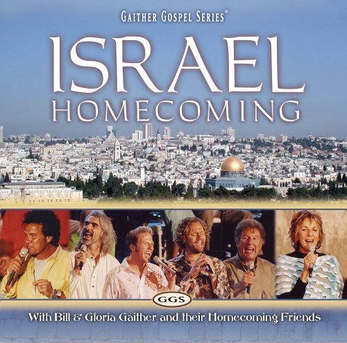Israel Homecoming CD SHD2609