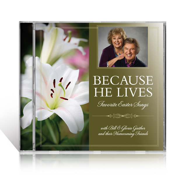 Because He Lives - Favorite Easter Songs CD SHD8932