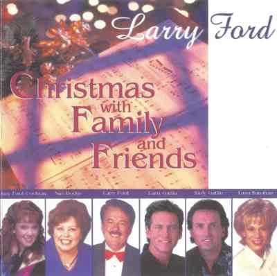 Christmas w/ Family & Friends - CD