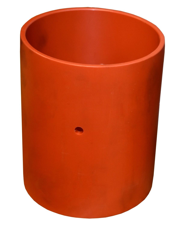 Dura Tube™ Polyethylene (Orange) Cuffs