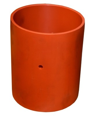 Dura Tube™ Polyethylene (Orange) Cuffs