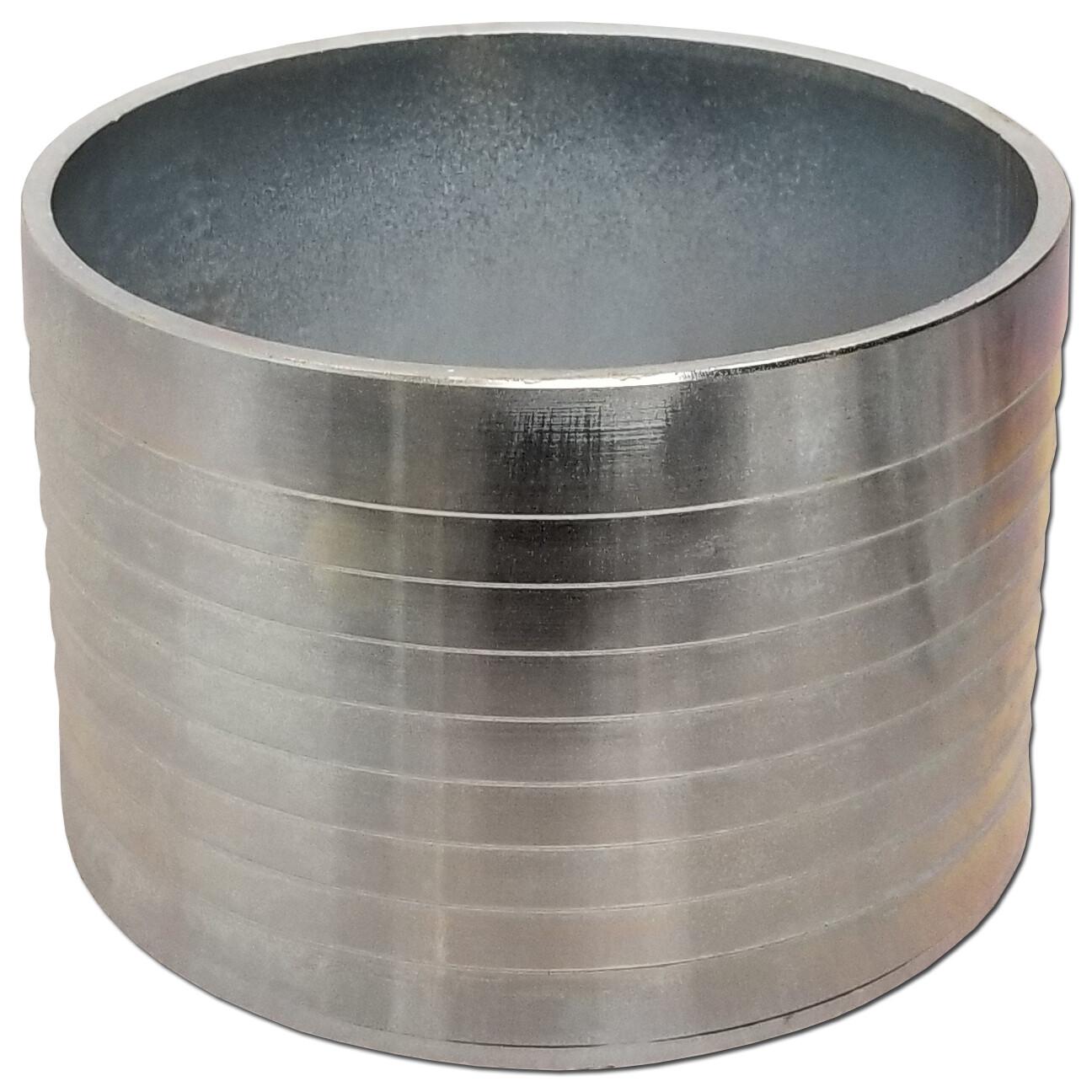 Steel Weld-On Hose Shank / Barb Fittings