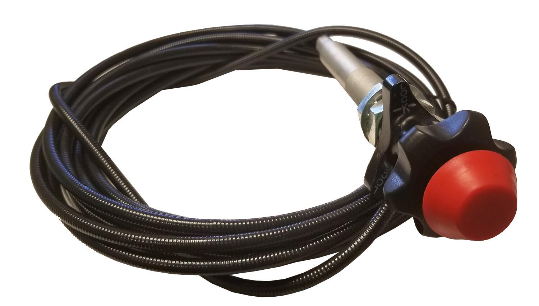 Heavy Duty Vernier Throttle Cables