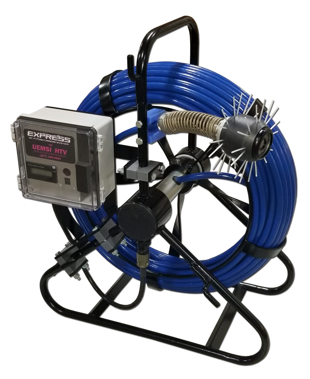 Express 100 Wi-Fi Push Camera Inspection System