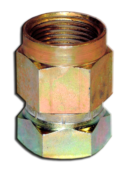 "Female Hose Swivel - [1 1/4"" Adapter ]"