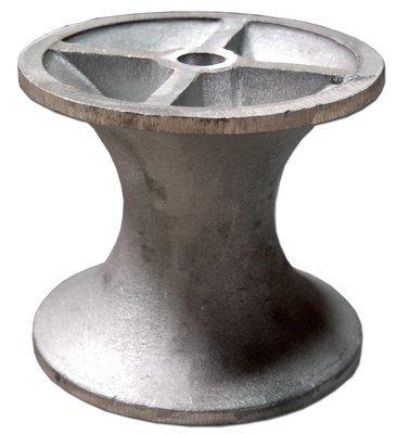 Aluminum Replacement Manhole Roller - $33.95