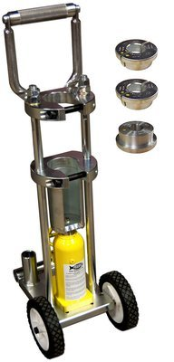 Piranha® Hose Products PHP110 Swage Machine w/ two 1
