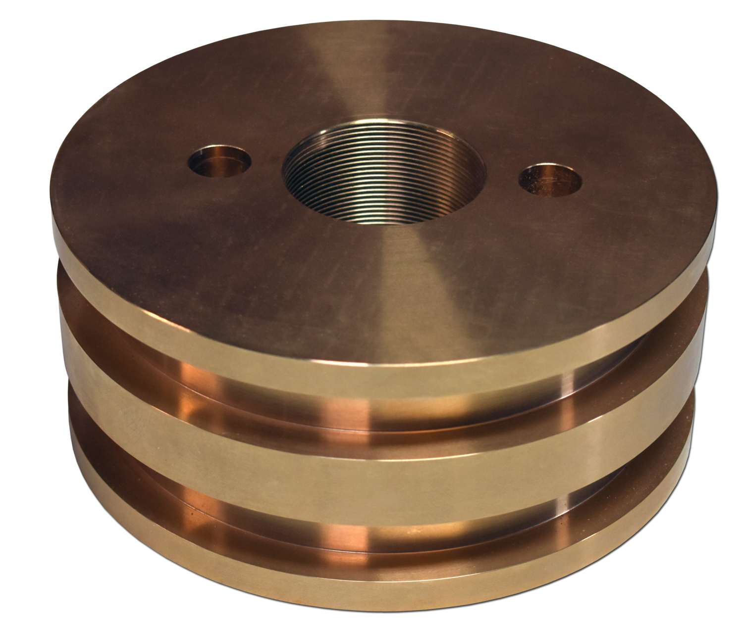Vactor® Style Water End Piston - Bronze