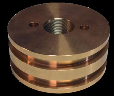 Vactor® Style Water End Piston - Bronze