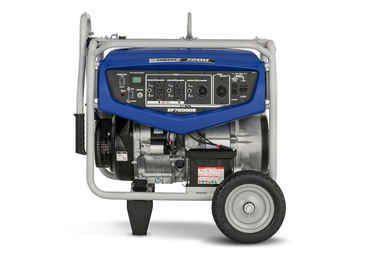 Yamaha® EF7200DE