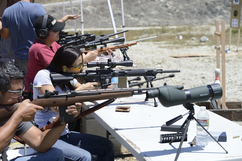 American Marksman Training Group - Senior Shooting Club