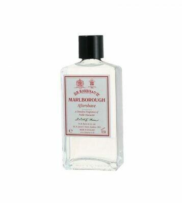 D.R. Harris Marlborough Aftershave Splash - 100ml Glass Bottle