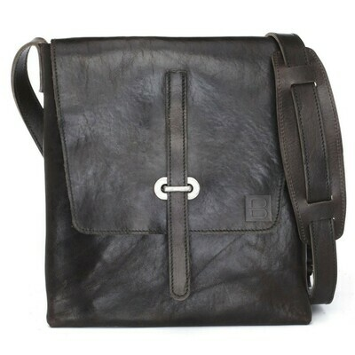 BRAVE Leather Faust Crossbody Bag in
