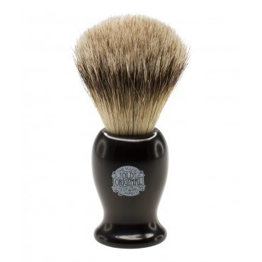 Vulfix Super Badger Brushes - Black or Cream Handle
