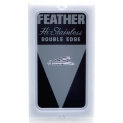 Feather Razor Blades - Pack of 5