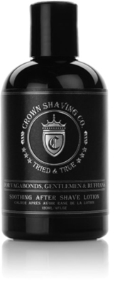 Crown Soothing Aftershave Lotion - 120ml