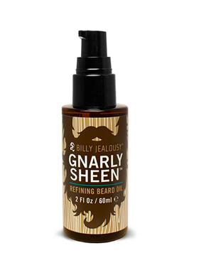 Billy Jealousy Gnarly Sheen Beard Oil - 60ml