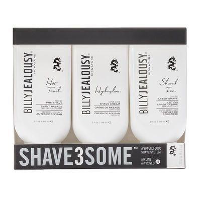 Billy Jealousy Shave 3Some