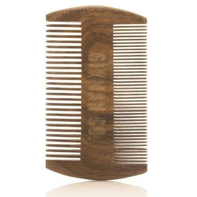 6IXMAN Sandalwood Beard Comb
