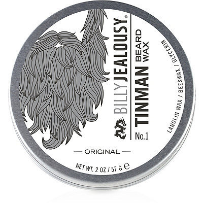 Billy Jealousy Tin Man No.1 Beard Wax - 2oz / 57g
