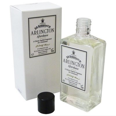 D.R. Harris Arlington Aftershave Splash - 100ml Glass Bottle