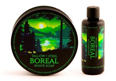 Tallow & Steel Boreal Collection