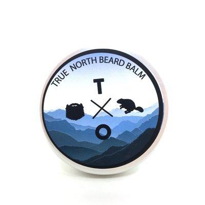 Beards & Beavers True North Beard Balm - 2oz