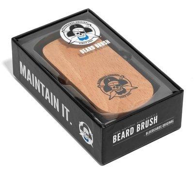 Bluebeards Original Boar Bristle Beard Brush