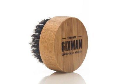 6IXMAN Bamboo & Boar Brush