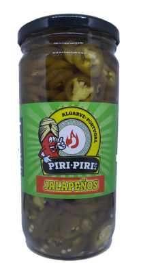 Conserva de Jalapeño Fatiados 420gr