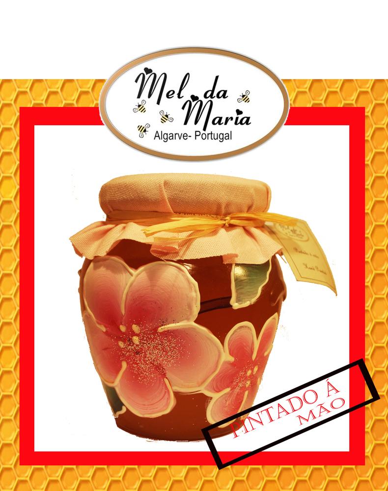 Honig Gourmet 400gr - Von hand bemalt