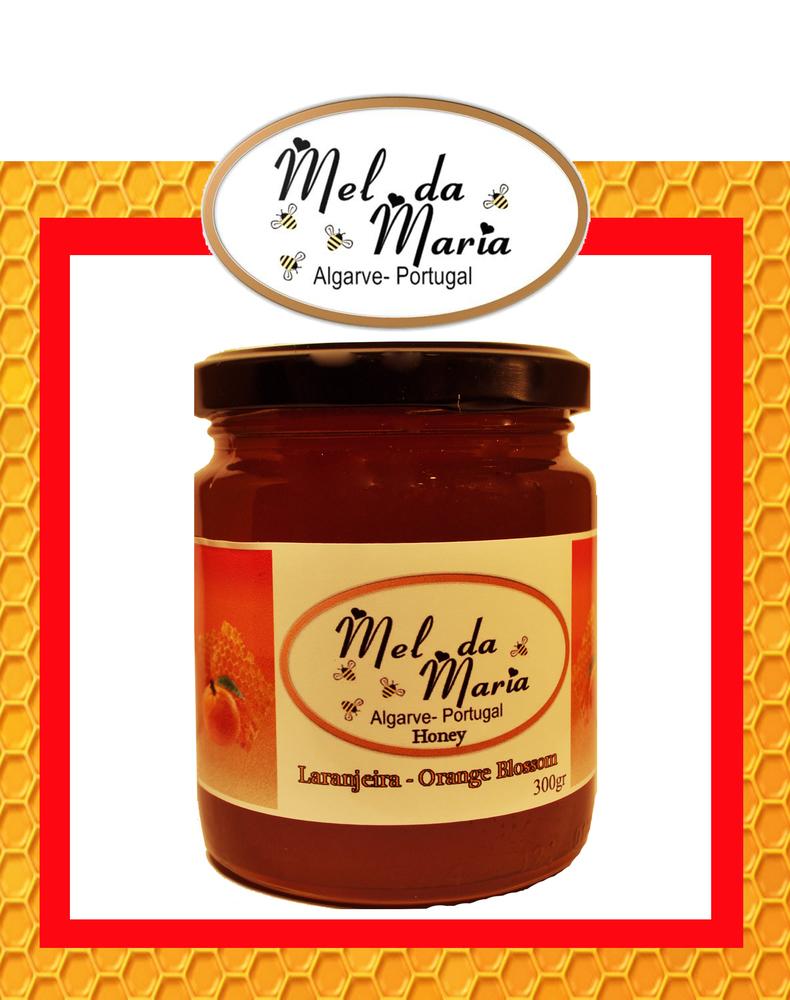Orange Blossom Honey 300gr