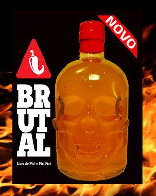 Brutal 50cl (Skull bottle)