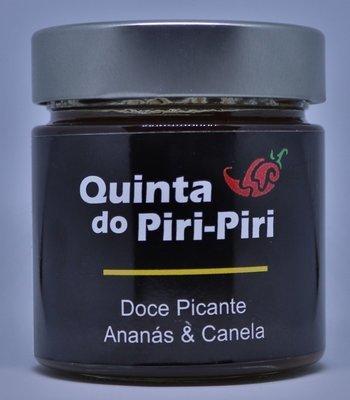 Doce Picante de Ananás & Canela 280gr