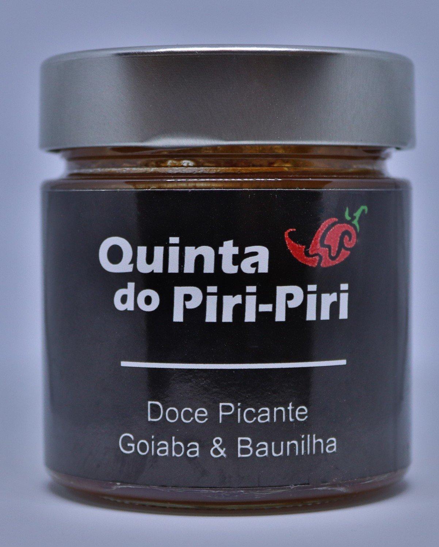 Doce Picante de Goiaba & Baunilha 280gr