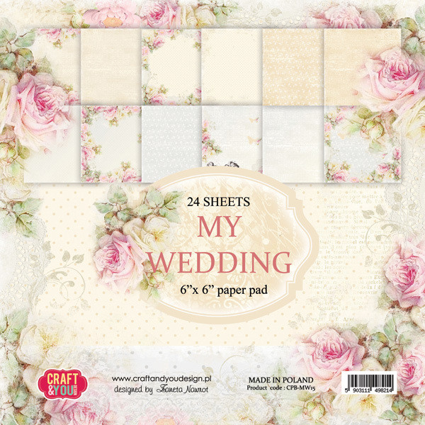 My Wedding paper pack