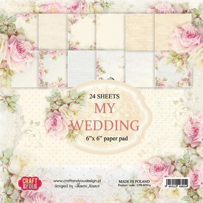 My Wedding paper pack