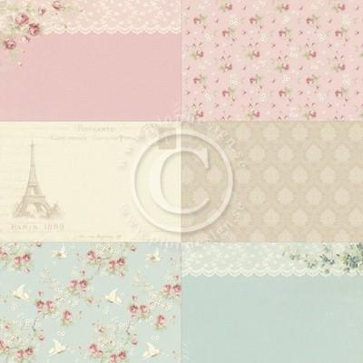 Paris Flea Market - Memory Notes lll