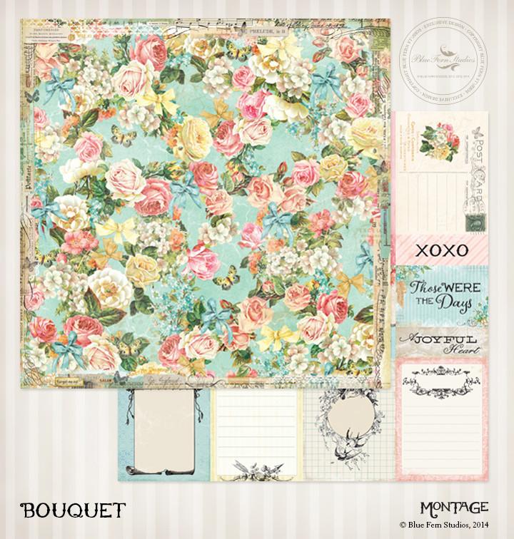 Montage - Bouquet