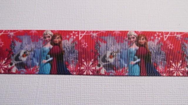 Frozen - Princesses - 25mm